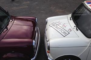 Klasszikus Mini vs Brompton Mini Mobil