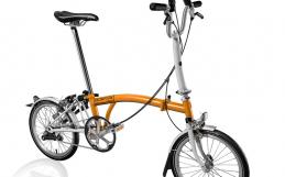 Trendek: Brompton bikes